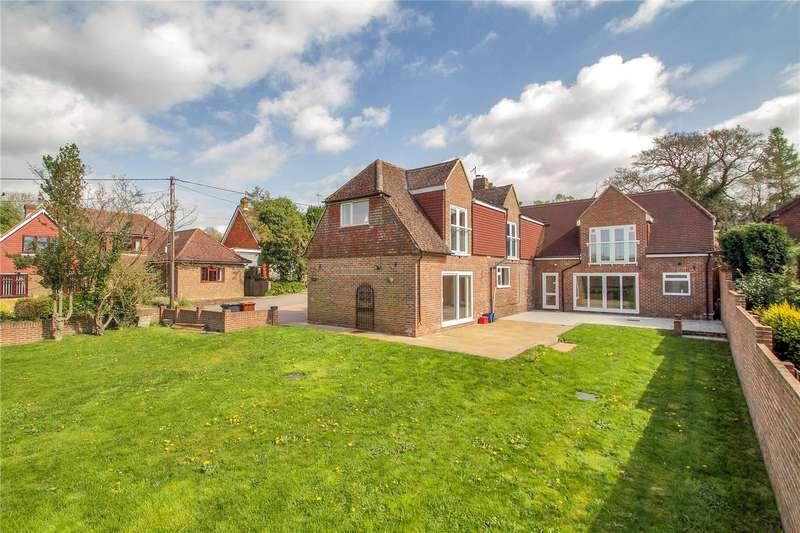 5 Bedrooms Detached House for sale in Enholms Lane, Danehill