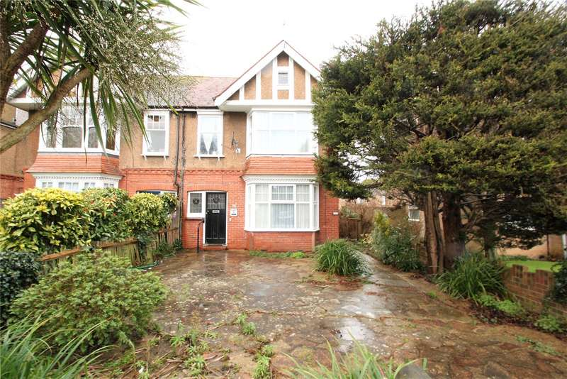 2 Bedrooms Apartment Flat for sale in Downview Road, Worthing, West Sussex, BN11