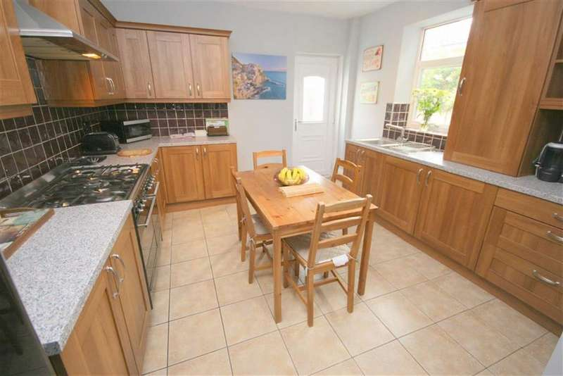 6 Bedrooms Terraced House for sale in Brook Street, Whitley Bay, Tyne & Wear, NE26