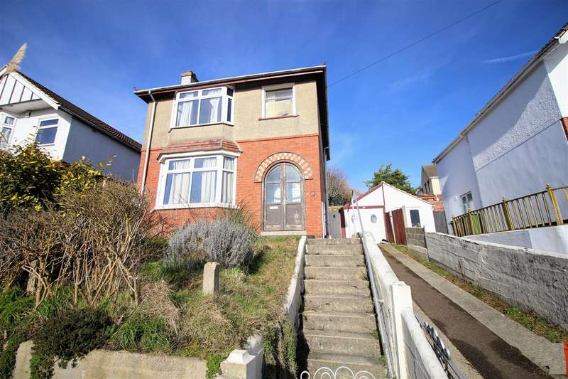 3 Bedrooms Detached House for sale in Pleydell Road, Old Town, Swindon
