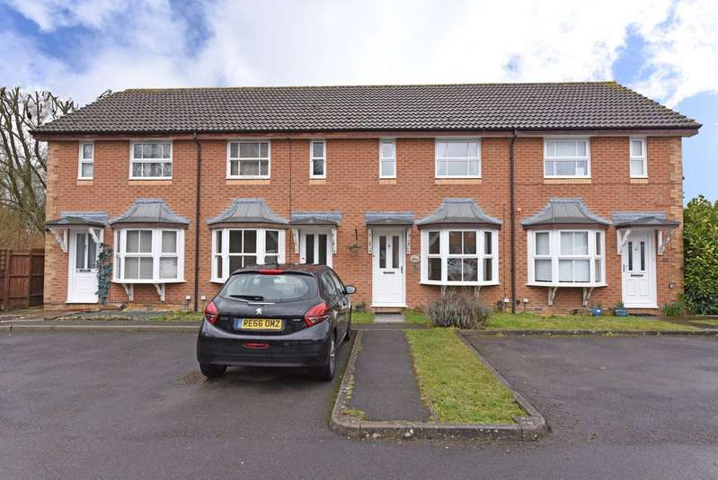 2 Bedrooms Terraced House for sale in Mannock Way, Woodley RG5
