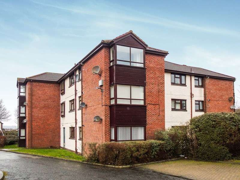 2 Bedrooms Apartment Flat for sale in King Henry Court, Downhill, Sunderland, Tyne and Wear, SR5 4PA