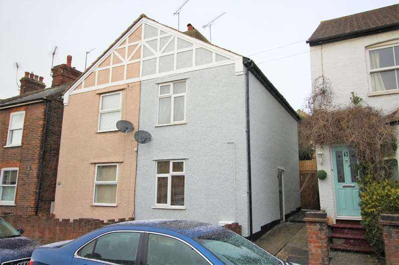 3 Bedrooms Semi Detached House for sale in Apsley, Hemel Hempstead