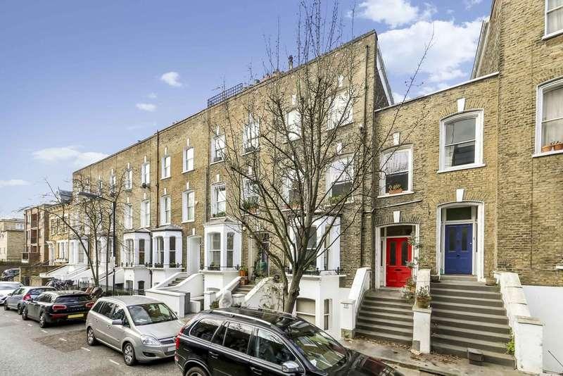 2 Bedrooms Flat for sale in Aberdeen Road, London