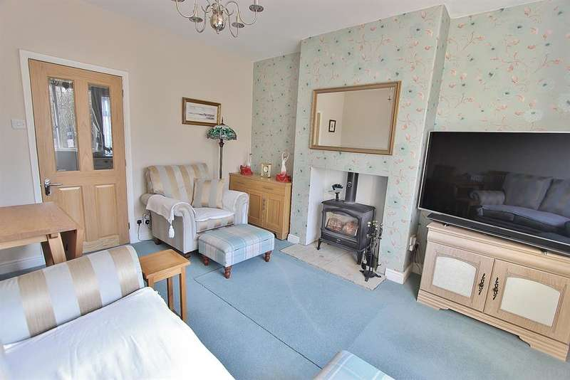 3 Bedrooms End Of Terrace House for sale in Coisley Road, Woodhouse, Sheffield, S13 7EA