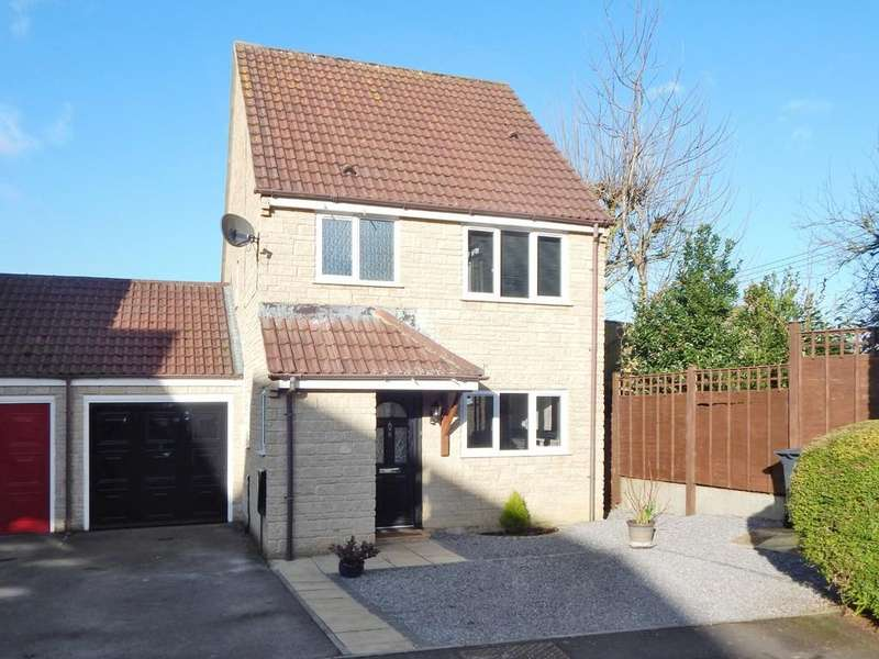 3 Bedrooms Link Detached House for sale in Coxs Close, North Cadbury