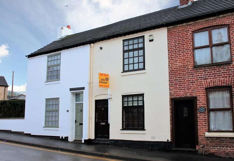 2 Bedrooms Terraced House for sale in Wood Street, Ashby-de-la-Zouch