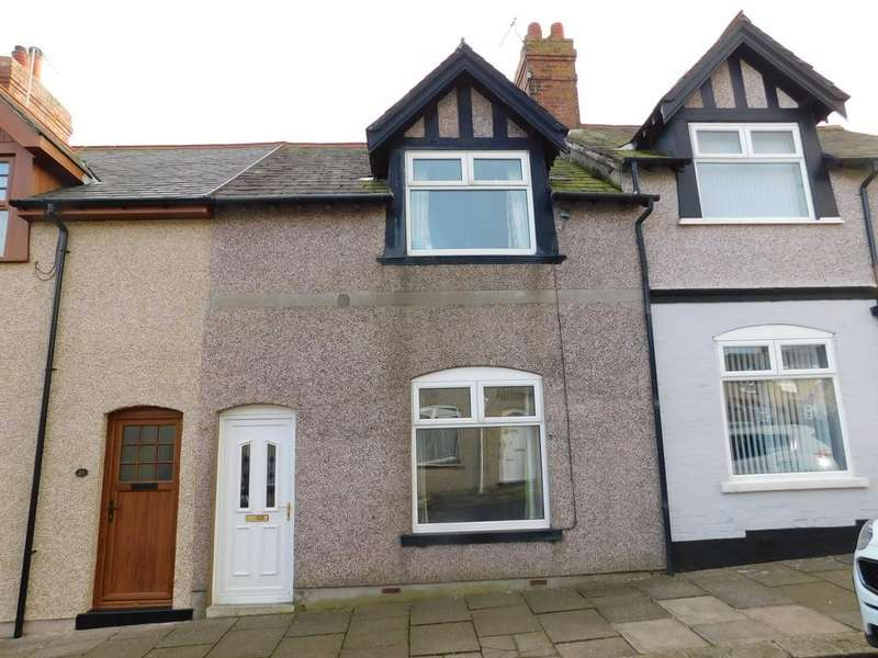 3 Bedrooms Terraced House for sale in 23 Hogue Street, Walney, Cumbria, LA14 3EQ