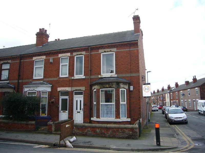 3 Bedrooms End Of Terrace House for sale in 157 Pasture Road, Goole, DN14 6DR