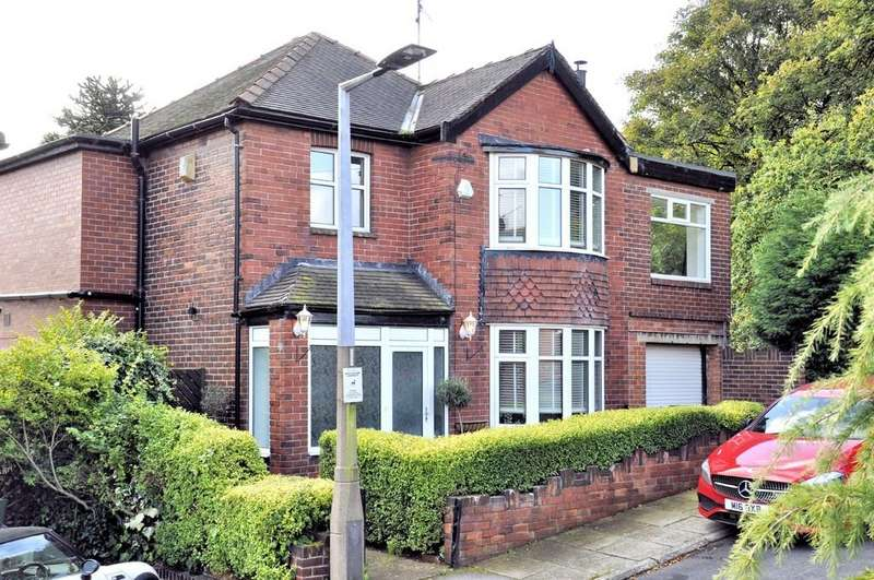 4 Bedrooms Detached House for sale in Castle Hill Avenue, Mexborough