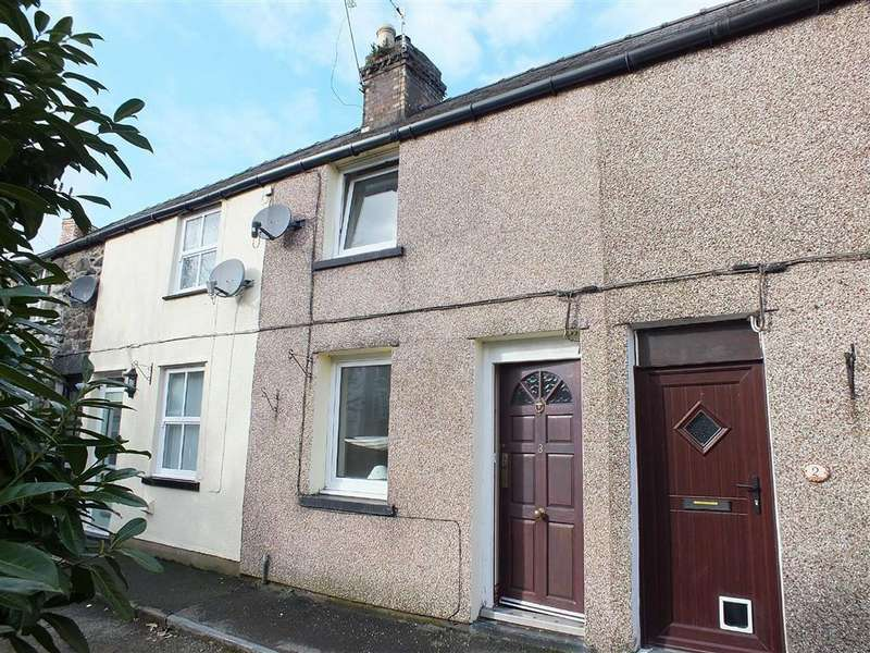 1 Bedroom Cottage House for sale in Victoria Terrace, Llanrwst
