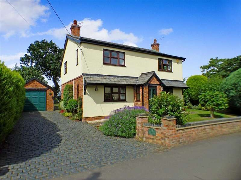4 Bedrooms Cottage House for sale in Waterloo Road, Haslington