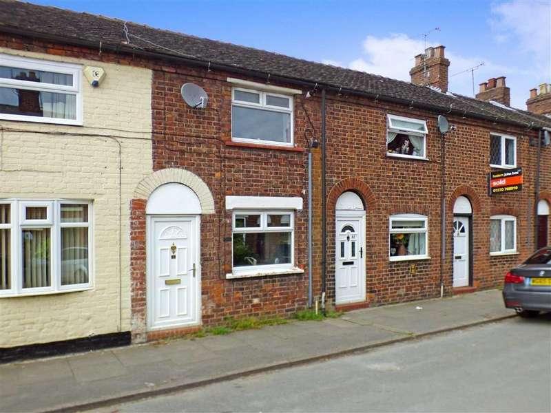 2 Bedrooms Terraced House for sale in Heath Road, Sandbach