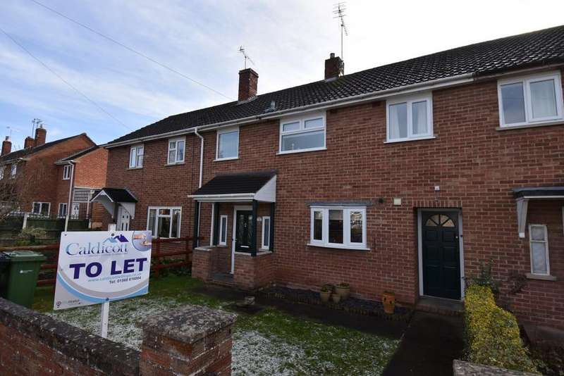3 Bedrooms Terraced House for rent in Westcroft, Leominster
