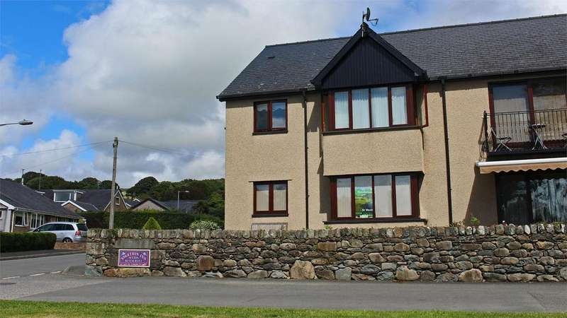 2 Bedrooms Flat for sale in Nant Y Dail, Talybont, LL43