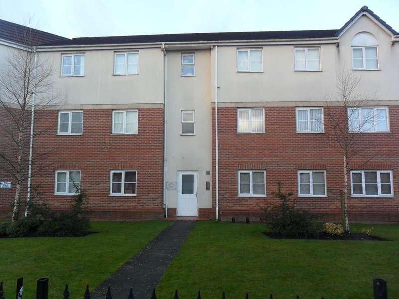 2 Bedrooms Apartment Flat for rent in Millside Apartments, Blueberry Avenue, New Moston M40