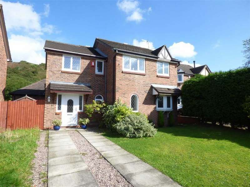 4 Bedrooms Detached House for sale in Castleton Road, Lightwood, Stoke-on-Trent