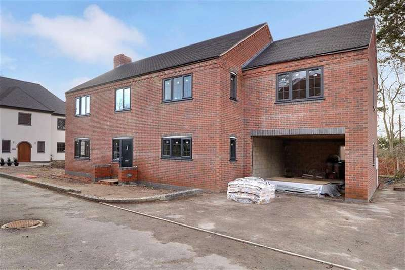 5 Bedrooms Detached House for sale in Cheadle Road, Blythe Bridge