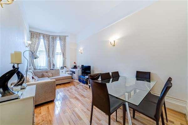 2 Bedrooms Flat for sale in BRAMHAM GARDENS, CHELSEA, SW5