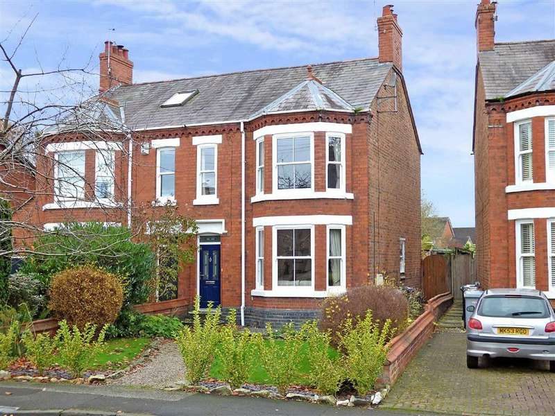 4 Bedrooms Semi Detached House for sale in London Road, Stapeley, Nantwich