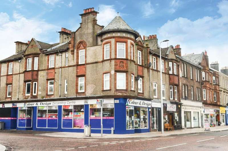 2 Bedrooms Flat for rent in James Street, Flat 1/1, Helensburgh, Argyll Bute, G84 8UH