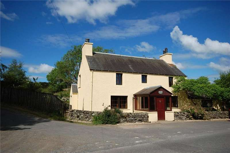 3 Bedrooms Detached House for rent in Newmill House, Slitrig, Hawick, Scottish Borders, TD9