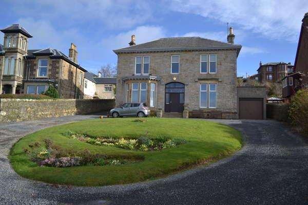 3 Bedrooms Flat for sale in 6 Ardrossan Road, Seamill, West Kilbride, KA23 9LR