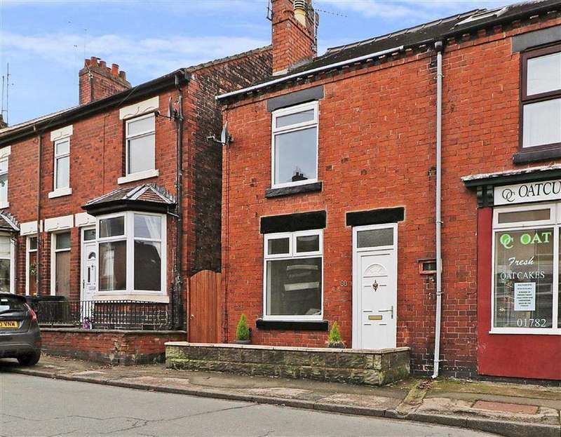 3 Bedrooms Semi Detached House for sale in Heathcote Road, Miles Green, Stoke-on-Trent