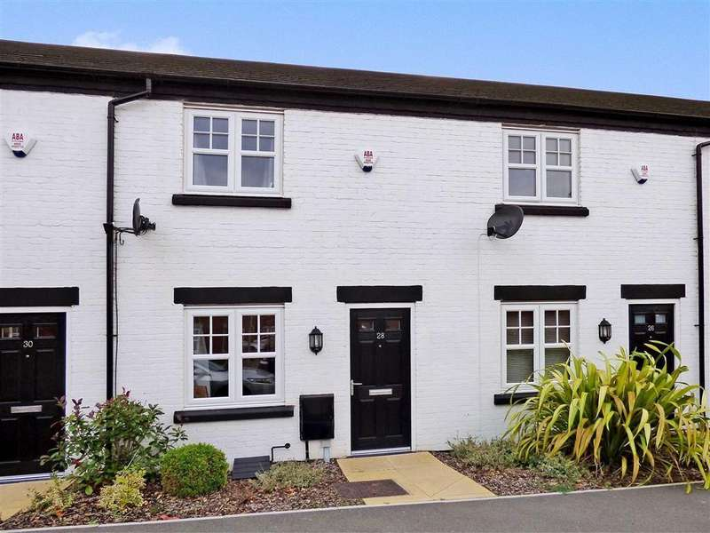 2 Bedrooms Mews House for sale in Charter Court, Winsford, Cheshire