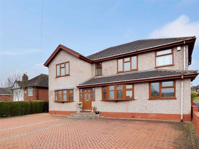 5 Bedrooms Detached House for sale in Lightwood Road, Lightwood