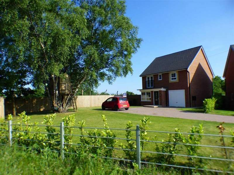 4 Bedrooms Detached House for sale in Foundry Lane, Elworth, Sandbach