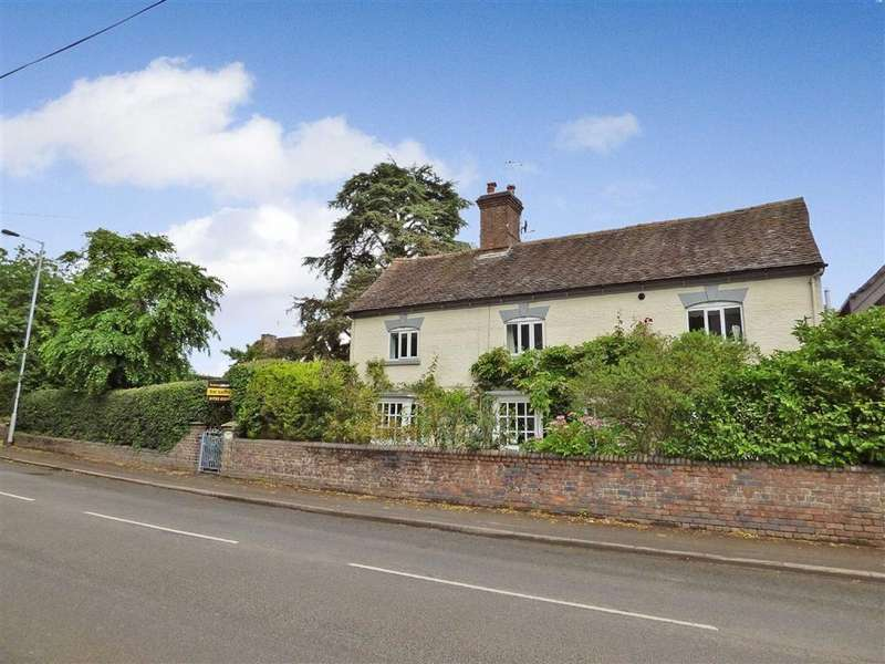 3 Bedrooms Cottage House for sale in Poolside, Madeley