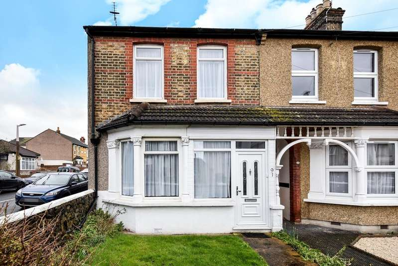 3 Bedrooms End Of Terrace House for sale in Lion Road Bexleyheath DA6