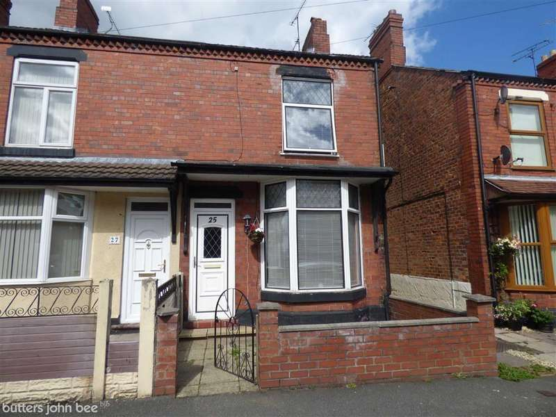 3 Bedrooms Semi Detached House for sale in Holland Street, Crewe