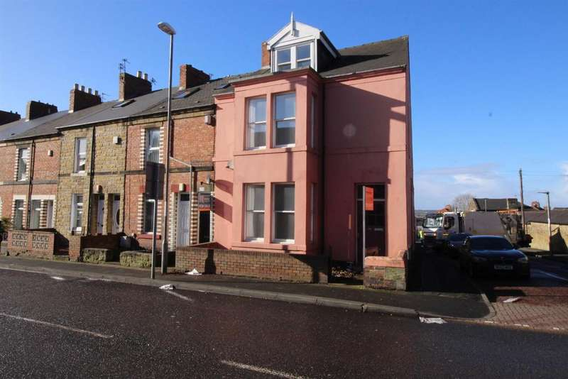 5 Bedrooms End Of Terrace House for sale in Kells Lane, Low Fell, Gateshead
