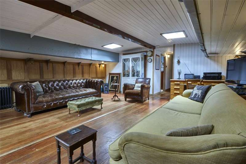3 Bedrooms House for sale in Limehouse Marina, E14