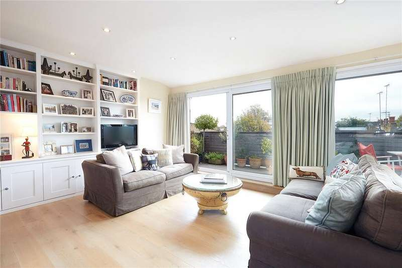 2 Bedrooms Flat for sale in Westwick Gardens, Brook Green, W14