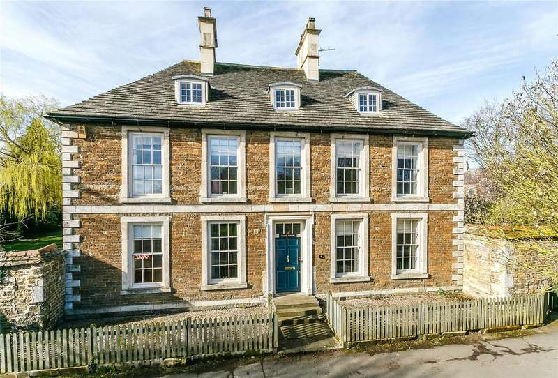 6 Bedrooms Detached House for sale in Catmos Street, Oakham, Rutland