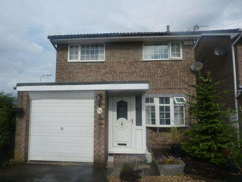 3 Bedrooms Detached House for rent in Lower Drake Fold, Westhoughton, Bolton