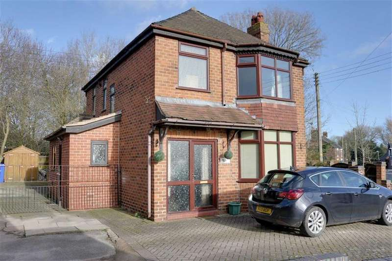 3 Bedrooms Detached House for sale in Goms Mill Road, Stoke-on-Trent