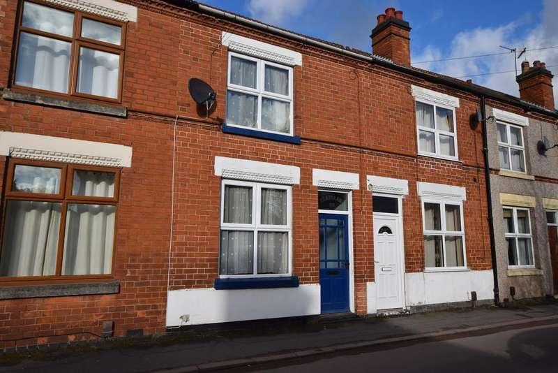 2 Bedrooms Terraced House for rent in Keats Lane, Earl Shilton