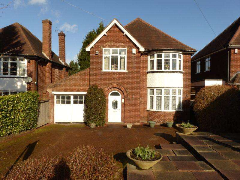 3 Bedrooms Detached House for sale in Sutton Road, West Midlands