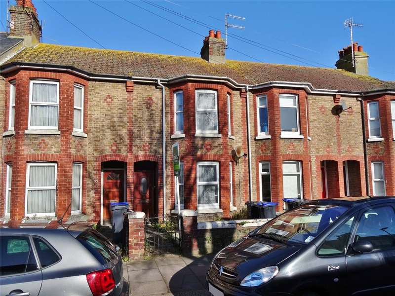 3 Bedrooms Terraced House for sale in Southfield Road, Broadwater, Worthing, BN14