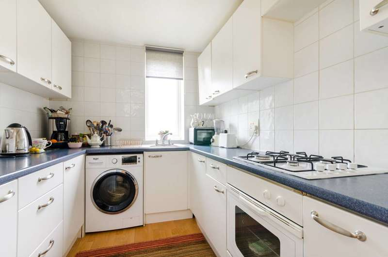 2 Bedrooms Flat for rent in Albion Road, Sutton, SM2