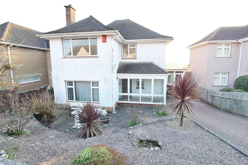 3 Bedrooms Detached House for sale in High Cross Drive, Rogerstone, Newport, NP10