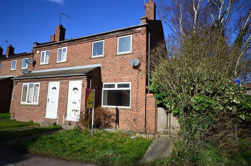2 Bedrooms Property for sale in New Millgate, Selby, YO8