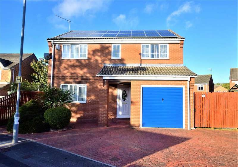 4 Bedrooms House for sale in Wardley