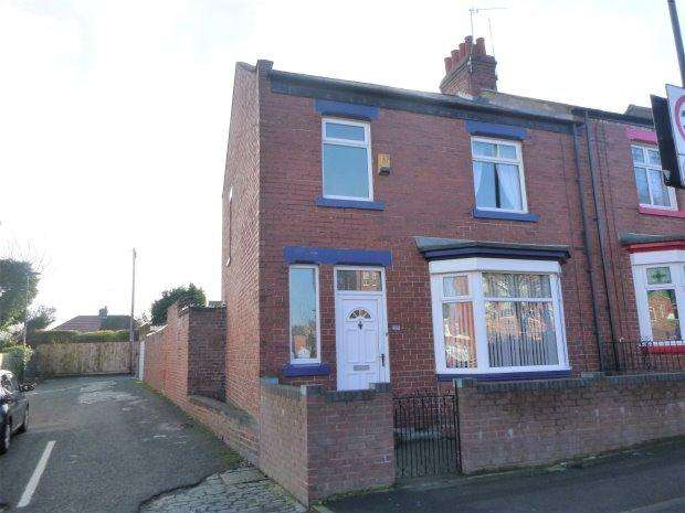 3 Bedrooms Terraced House for sale in MOUNT ROAD, HIGH BARNES, SUNDERLAND SOUTH