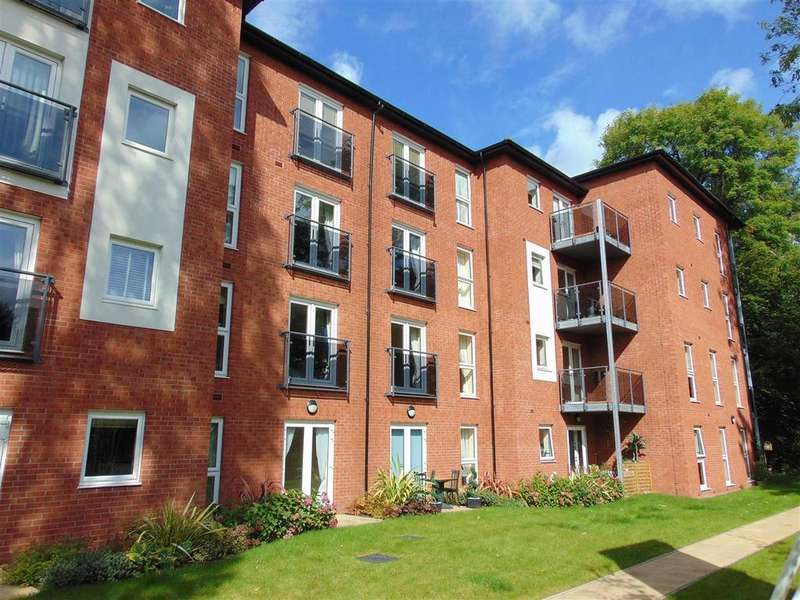 1 Bedroom Retirement Property for sale in Kilhendre Court, Broadway North, Walsall