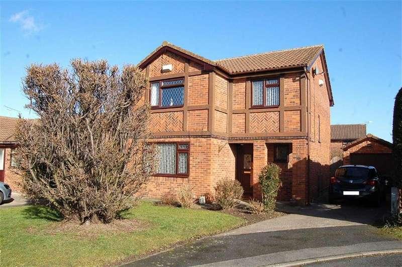 4 Bedrooms Detached House for sale in Norman Close, Great Sutton, Ellesmere Port